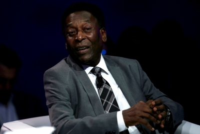 Pele congratulates Cristiano Ronaldo on move to Juventus