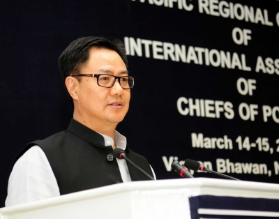 Agencies worldwide must collaborate to fight cyber crimes: Rijiju