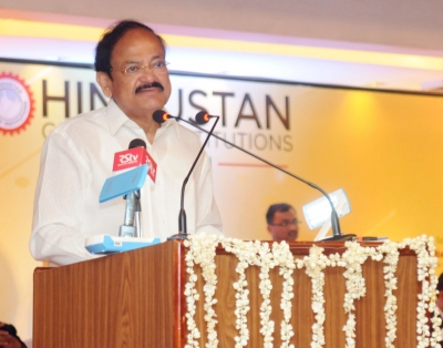 Education system should inculcate values: Venkaiah Naidu