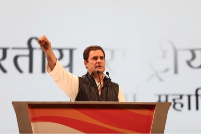 Will break walls between Congress workers, leaders: Rahul