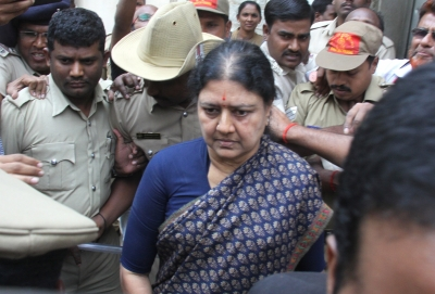 Sasikala stable, being treated as per Covid protocols: Hospital