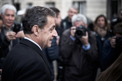Sarkozy charged with receiving illicit Libyan campaign financing