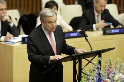 UN chief calls for elimination of racial discrimination