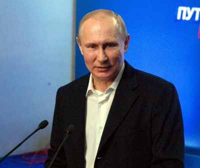 Putin warns against further actions violating UN charter