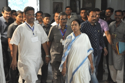 RS polls: Trinamool wins four seats, Congress one in Bengal (Lead)