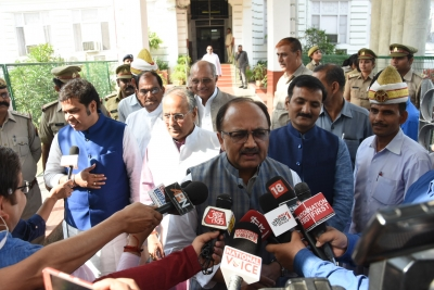 400 UP legislators vote in RS polls, counting yet to start (Second Lead)