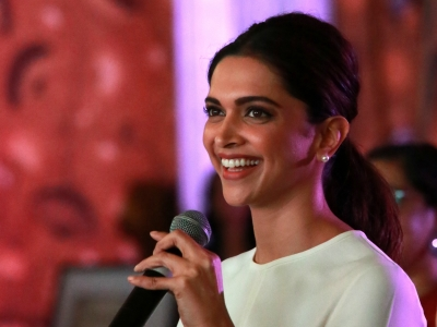 Deepika Padukone in Time 100 Influential People of 2018 list