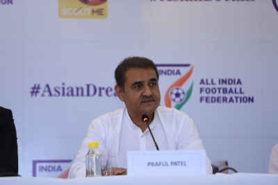 AIFF President kicks-off virtual session of masters programme