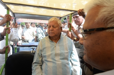Jharkhand HC rejects Lalu Prasad's bail plea
