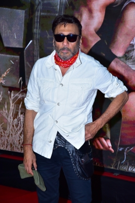 Jackie Shroff urges young couples to be aware of thalassemia