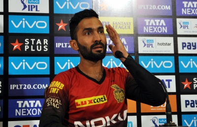 Dream come true to be part of WC squad: Karthik