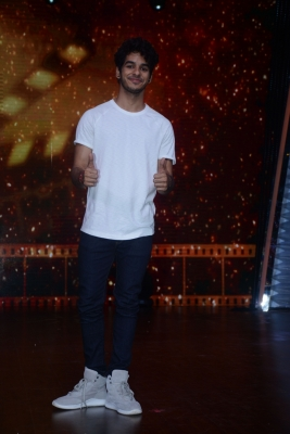 I d rather learn on the job: Actor Ishaan Khatter