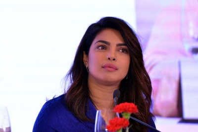Priyanka Chopra injured knee while filming  Quantico