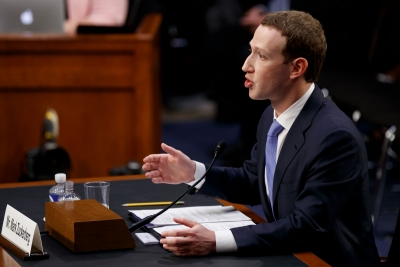 US regulators mull holding FB CEO accountable: Report