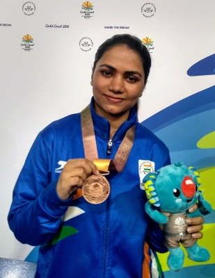 Indian shooters will shine at World Cup: Apurvi Chandela (IANS Interview)