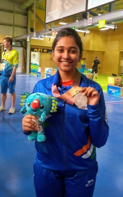 CWG medal a huge boost for me, says shooter Mehuli (IANS Interview)