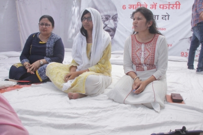 DCW chief continues hunger strike for fourth day