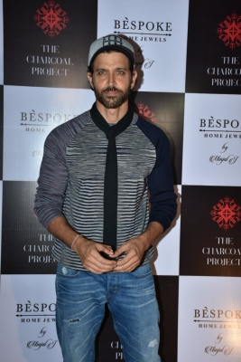 Gaming in India gaining exponential popularity: Hrithik Roshan (Lead, correcting headline)