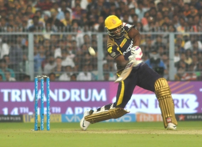 Russell blitz took the game away from Delhi: Sriram