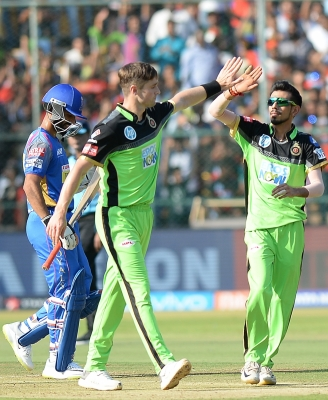 RCB banking on 4 straight home games to revive IPL campaign: Woakes