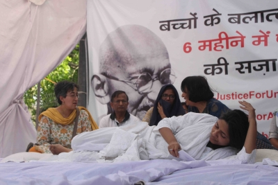 Won t break hunger fast until demands met, says Maliwal on fifth day