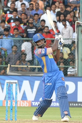 IPL: Rajasthan beat Bangalore by 19 runs