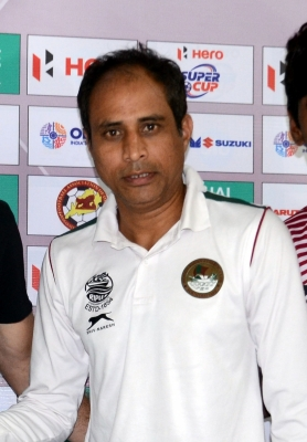 Super Cup: Bengaluru are dangerous in transition: Shankarlal