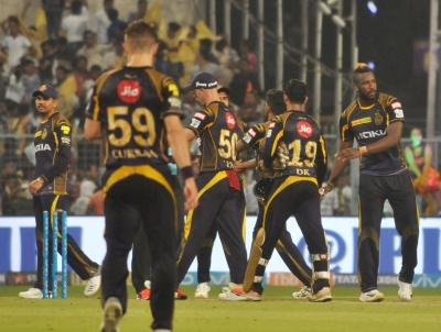 IPL-2018: KKR canter to 71-run win over Delhi (Second Lead)