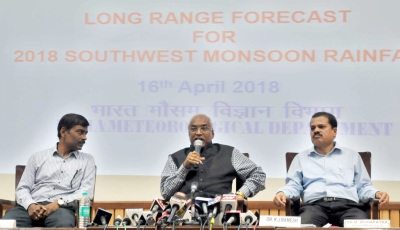At 97 percent, normal monsoon this year, says IMD