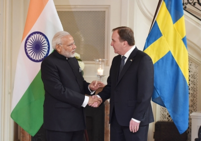 India, Sweden sign joint action plan, innovation partnership (Lead)