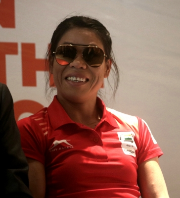 I will continue boxing till my body allows, says CWG gold medallist Mary Kom (IANS Interview)