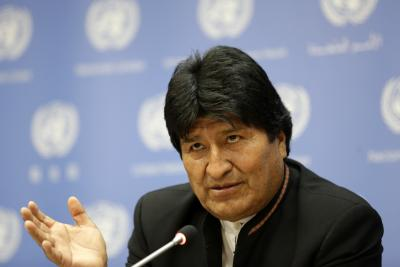 Morales says he fled to Mexico as life was at risk