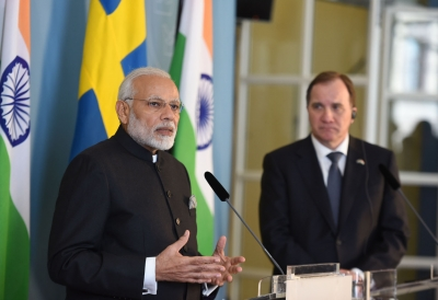 India, Sweden ink joint action plan, innovation partnership (Roundup)