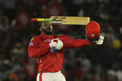 Gayle, Russell highlight West Indies squad for WC