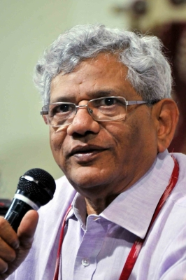 Yechury re-elected CPI-M General Secretary