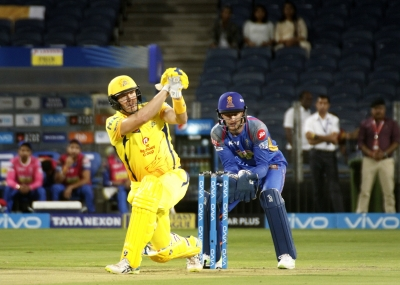IPL: Chennai crush Rajasthan by 64 runs (Lead)