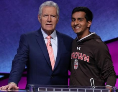 Indian-American teen wins $100K in Jeopardy college quiz contest