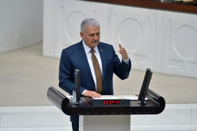 Turkish Parliament approves early election bill
