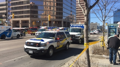 9 killed after van plows into Toronto pedestrians