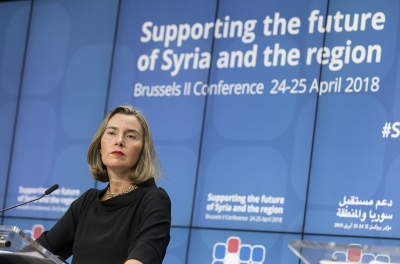 EU to create channel to facilitate business with Iran