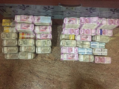 More cash recovered from Telangana official caught with Rs 1.1 cr bribe