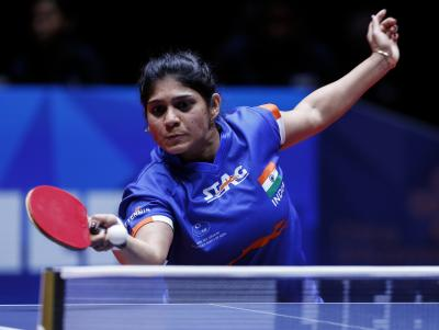 Commonwealth TT: 12 Indians in women's singles main draw