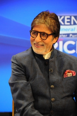 Big B remembers shooting at Tagore s residence