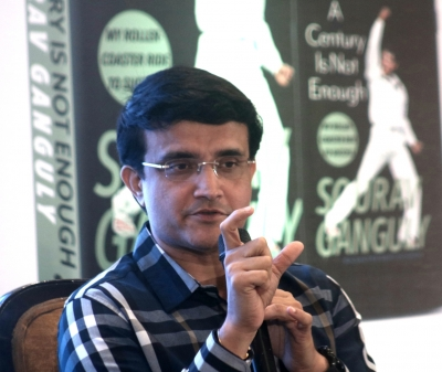 The Maharaja of Indian Cricket  (Exclusive to IANS) (July 8 is Sourav Ganguly s 46th birthday)
