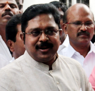 Split verdict not set back for us: Dinakaran