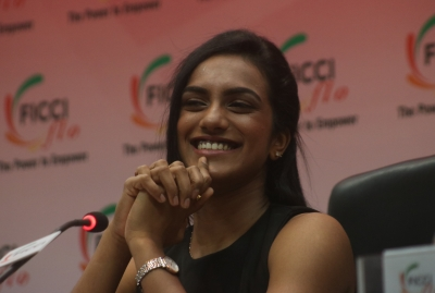 Happy birthday mom, Sindhu says after historic win