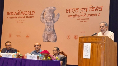 Pioneering exhibition on Indian civilisation on display at National Museum
