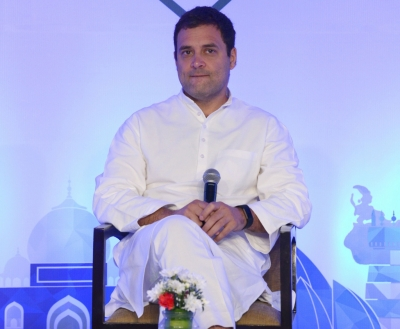 Guess who uses hatred, fear to maintain power: Rahul Gandhi