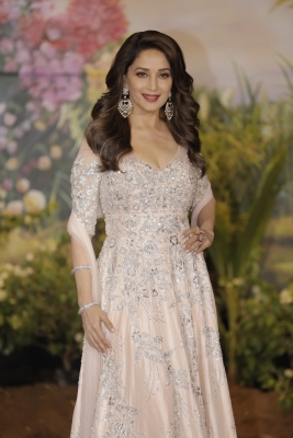 Madhuri s song used to create awareness on mental health