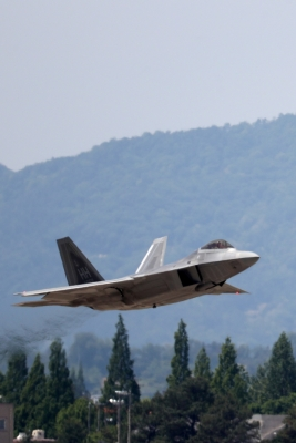 S.Korea, US begin air manoeuvers